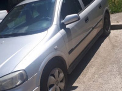 second-hand Opel Astra 1.7 dti