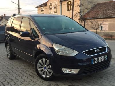 second-hand Ford Galaxy 7 locuri - an 2007, 1.8 Tdci