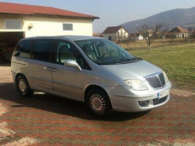 second-hand Lancia Phedra 7 locuri