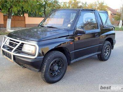 second-hand Suzuki Vitara 4x4 - cabrio