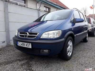 second-hand Opel Zafira - GPL - 7 Locuri