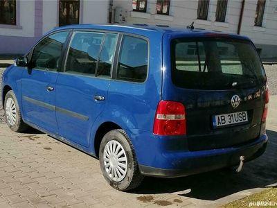 second-hand VW Touran 1.9TDI