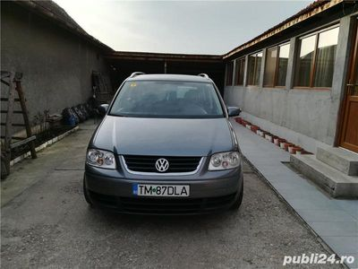 second-hand VW Touran 1.9 TDI
