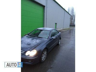 second-hand Mercedes CLK220 COI 110 kw