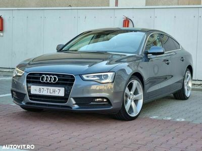 second-hand Audi A5 1.8