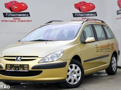 second-hand Peugeot 307 1.6