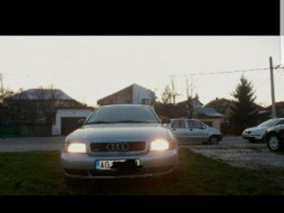 second-hand Audi A4 B5 1.8 quattro GPL