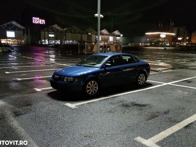 second-hand Audi A4 1.8