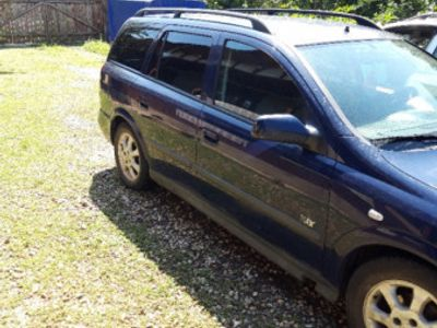 used Opel Astra 1.7 2004