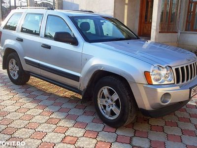 second-hand Jeep Grand Cherokee 4x4 - 3.0 CRD