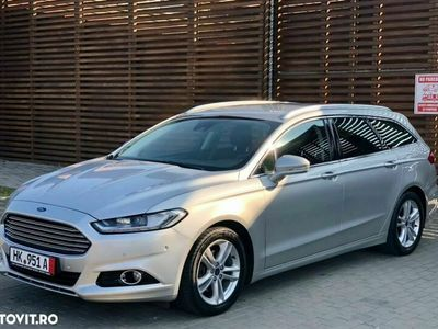 second-hand Ford Mondeo 2.0
