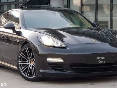 second-hand Porsche Panamera 3.0Diesel suspensie PASM ,* Trapa