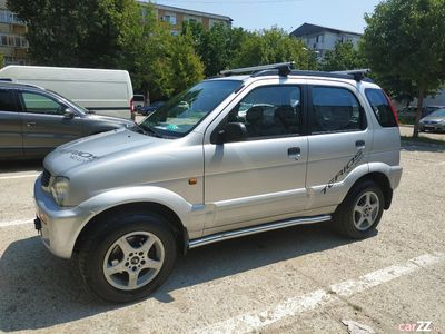 second-hand Daihatsu Terios 4x4