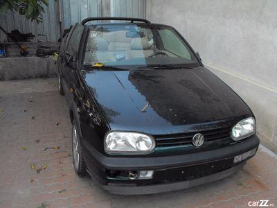 second-hand VW Golf Cabriolet 3 1.9 tdi