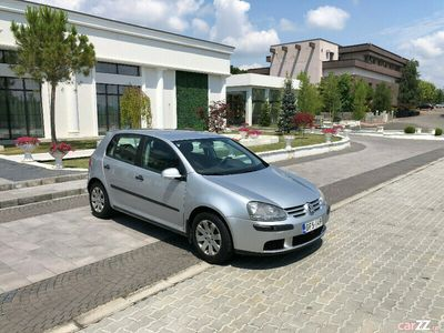 second-hand VW Golf V 1.6