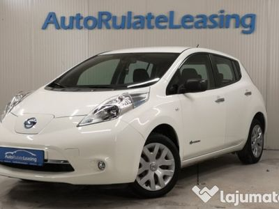 second-hand Nissan Leaf electric
