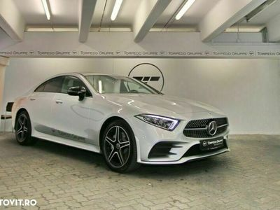 second-hand Mercedes CLS450