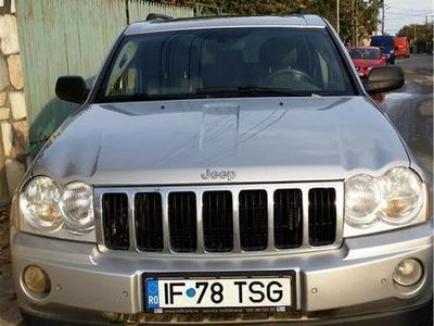 second-hand Jeep Grand Cherokee Limited