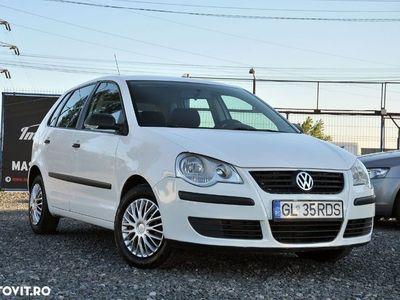 second-hand VW Polo III
