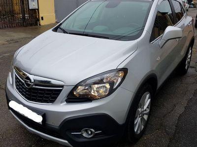second-hand Opel Mokka 2015 39000 km Diesel SUV