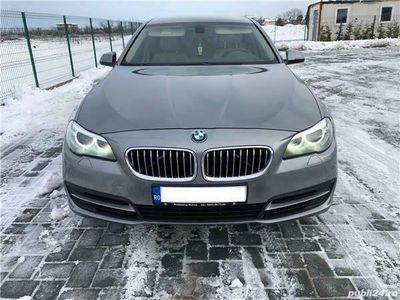 second-hand BMW 218 Seria 5 525D Motor 2.0cp Automat
