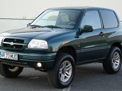second-hand Suzuki Grand Vitara 4x4 Cu Clima - an 2001, 2.0 (Benzina)