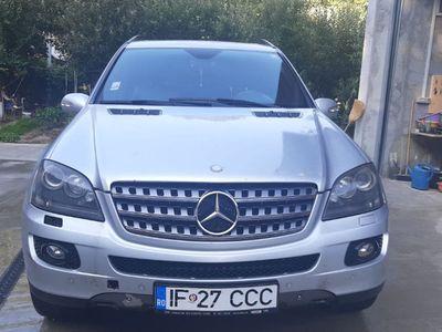 second-hand Mercedes ML320 CDI
