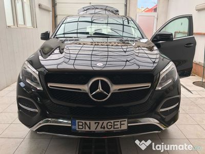 brugt Mercedes 350 GLE CupeCDI AMG