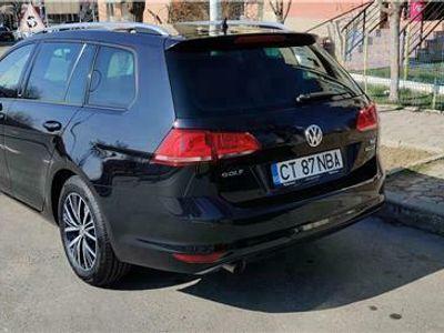 second-hand VW Golf VII DSG