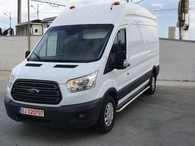 second-hand Ford Transit MK4