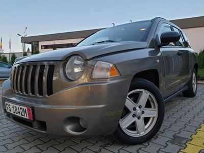 second-hand Jeep Compass