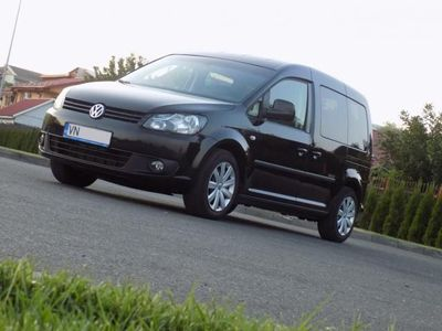 second-hand VW Caddy Life