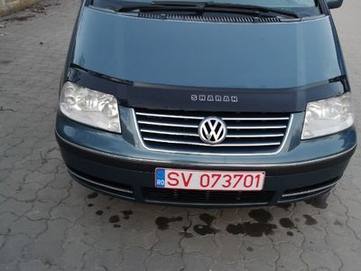 second-hand VW Sharan 1.9 tdi 116cp AUY