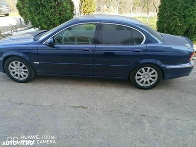 second-hand Jaguar X-type 2.5