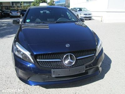 second-hand Mercedes A200