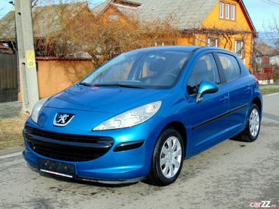 second-hand Peugeot 207 CC  1400 benzina, an 2007