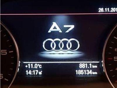 brugt Audi A7