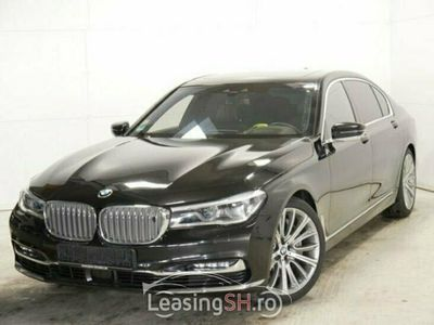 second-hand BMW 750L d 2019 Automată, motor Diesel 400 CP, 47.800 km, Sedan