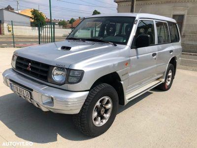used Mitsubishi Pajero II