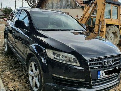 second-hand Audi Q7 180mii km reali