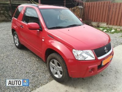 second-hand Suzuki Grand Vitara 10.1.12