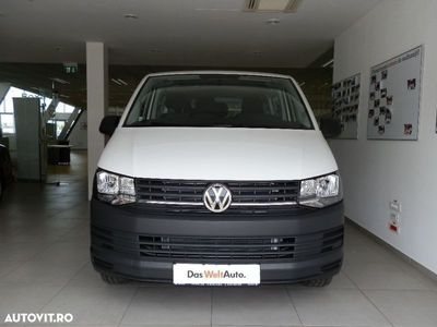 second-hand VW T6