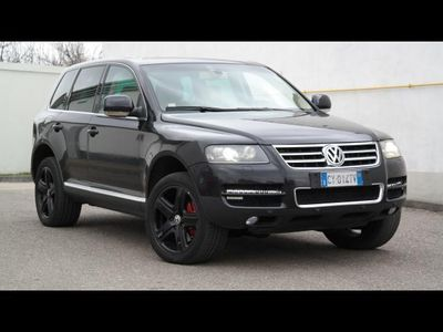 second-hand VW Touareg 4x4 - an 2006, 5.0 Tdi v10 (Diesel)