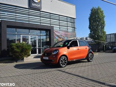 second-hand Smart ForFour 66 kW