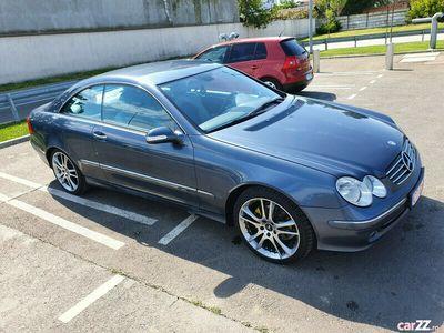 second-hand Mercedes CLK200 benzina cu gpl
