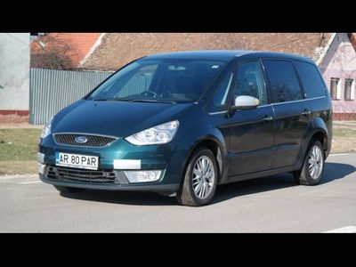 second-hand Ford Galaxy Ghia 7 Locuri ( ALhambra Sharan ) - an 2008, 2.0