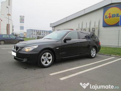 second-hand BMW 520 seria 5- D 177 CP An 2009 Euro 5.