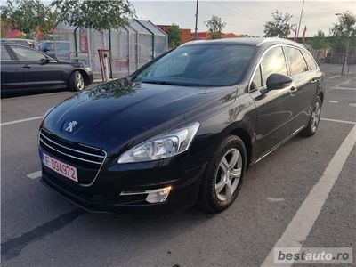 used Peugeot 508 sw 1.6 hdi 2013