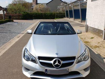 brugt Mercedes E220 CDI * PACKET AMG * XENON