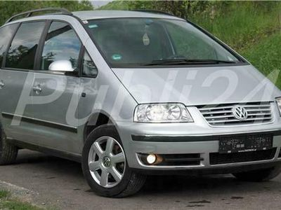second-hand VW Sharan ( Alhambra Galaxy ) 7 Locuri 4 motion 4x4